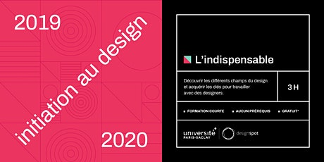 L'indispensable - module d'initiation au design billets