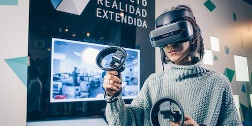 Espacio Realidad Extendida | Martes a viernes. 12/11 a 29/11.
