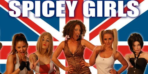 Spicey Girls: Spice Girls Tribute Night