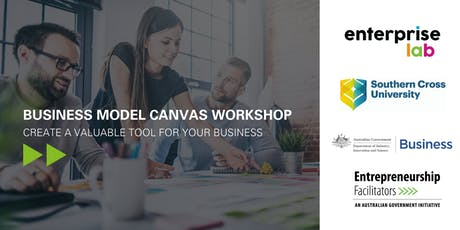 Workshop: Develop your business model canvas tickets