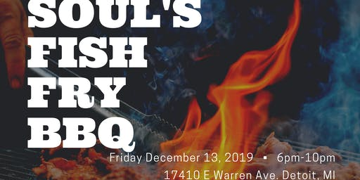 SOUL'S FISH FRY BBQ