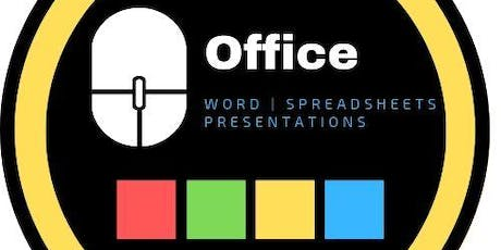 Learn My Way, Intro to Office tickets
