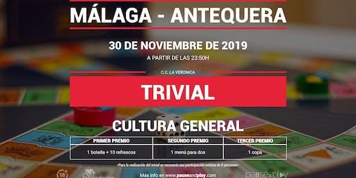 Trivial Cultura General en Pause&Play La Verónica