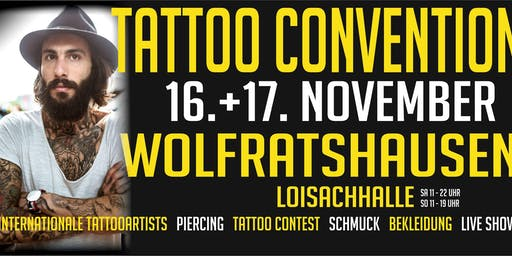 1.Tattoo Convention Wolfratshausen