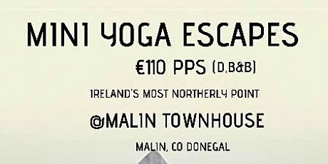 Mini Yoga Escapes tickets