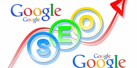 SEO Training Course Manchester - Target Page 1 of the Google Search Engine tickets