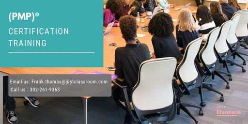 PMP Classroom Training in Modesto, CA