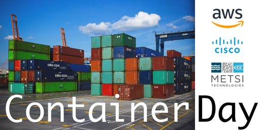 Container Day - Amsterdam