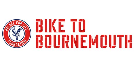 Bike to Bournemouth - Crystal Palace F.C to AFC Bournemouth tickets