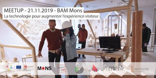 Meetup - La technologie pour augmenter l'expérience visiteur