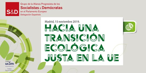 Hacia una Transición Ecológica Justa en la UE