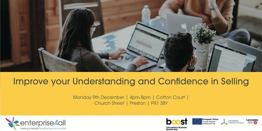 Improve your understanding and confidence in selling