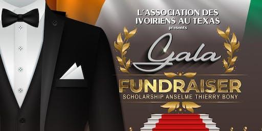 Gala Fundraiser Scholarship Anselme Thierry Bony