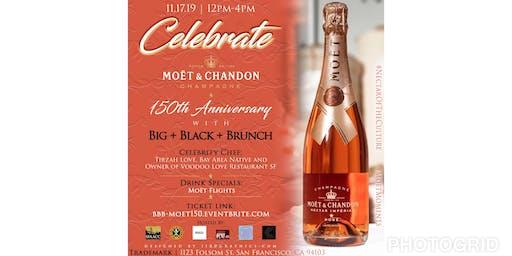 Big Black Brunch Celebrates Moët Chandon Imperial 150th Anniversary