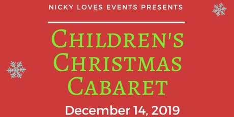 Children's Christmas Cabaret tickets