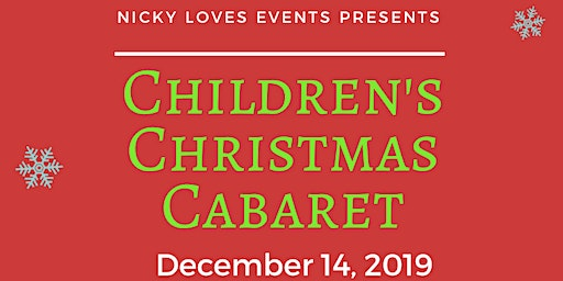 Children's Christmas Cabaret