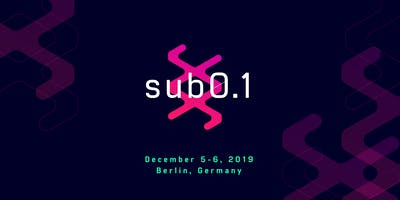 Sub0.1 Substrate Developer Conference