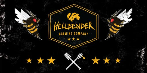 Hellbender 5 Year Anniversary Party