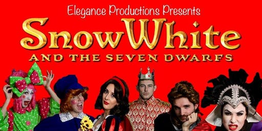 Christmas Panto - Snow White at Blackburne House