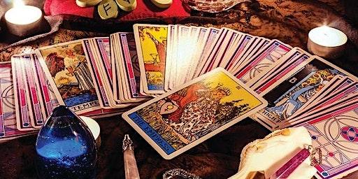 Tarot Card Reader - Monthly Circle