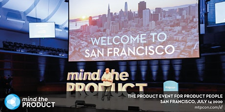 Mind the Product San Francisco 2020 tickets