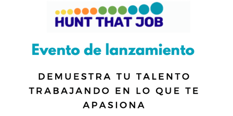 Hunt That Job - Launching event tickets