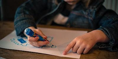 Draw-Along Art Classes For Children