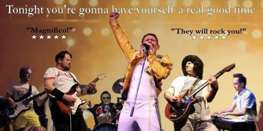 Don't Stop Queen Now Tribute Night