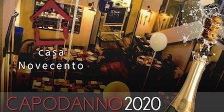 Capodanno 2020  Casa 900: la cena spettacolo dell'Eur - 0698875854 biglietti