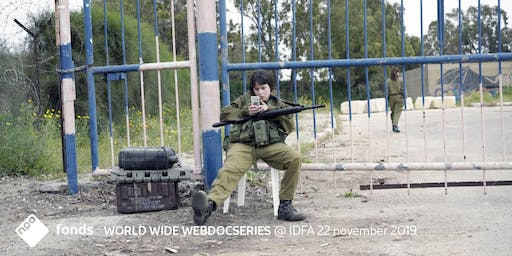 NPO-fonds: WORLD WIDE WEBDOCSERIES - IDFA - 22 nov. 2019 9:00