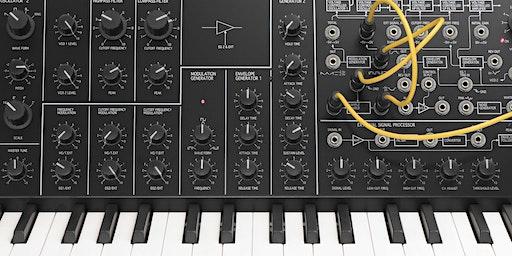 Workshop - elektronische Klangerzeugung
