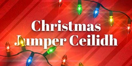 Christmas Jumper Ceilidh tickets