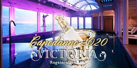 Capodanno 2020 Victoria Spa: veglione al centro benessere biglietti