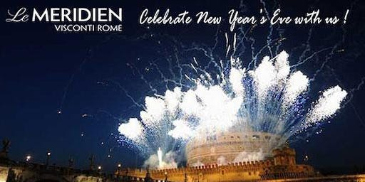 Le Meridien Visconti Rome: New Year's Eve 2020