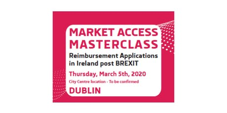 Market Access Masterclass tickets