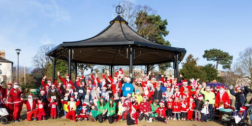 Gloucester Santa Fun Run 2019