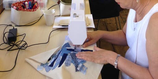 Sew on Tuesday morning 6 weeks - 12th November 2019 £99