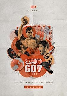 GO7 Indumentaria Deportiva - Sebastián Simonet  logo
