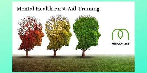 MHFA 2 day Adult Mental Health First Aider course