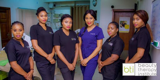 Open Day at The  Beauty Therapy Institute, Lagos