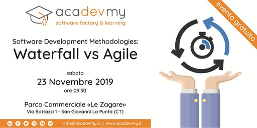 Software Development Methodologies: Waterfall vs Agile