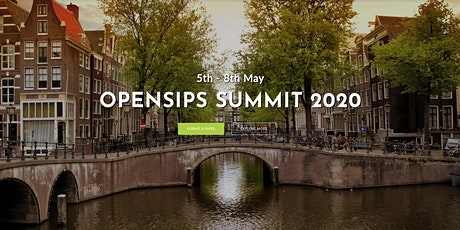 OpenSIPS Summit 2020 tickets