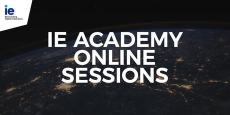 5th session - IE Academy online: Geopolitics tickets