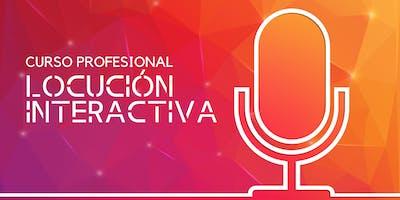 Curso Profesional | Locución Interactiva