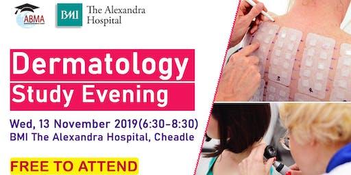 Dermatology Study Evening