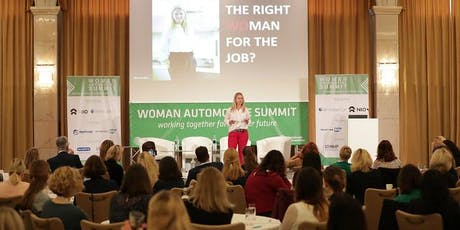 Wo-Men Automotive Summit billets