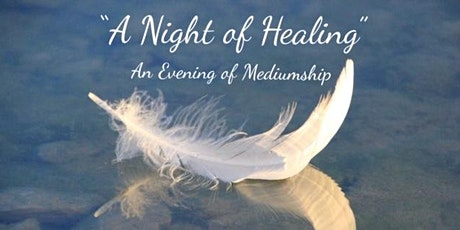 """A Night of Healing"" - Spirit Messages from Psychic Medium Jodi-Lynn tickets"