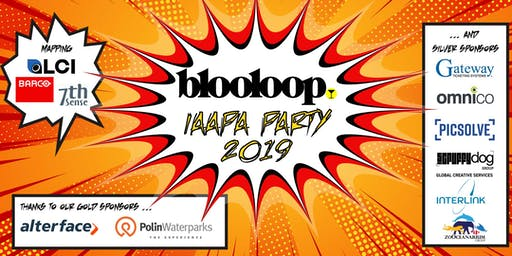 blooloop IAAPA Party 2019