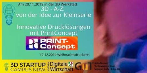 3D-Druck für Produktdesign und Marketing