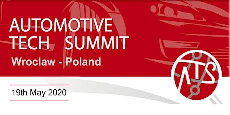 Automotive Tech Summit tickets